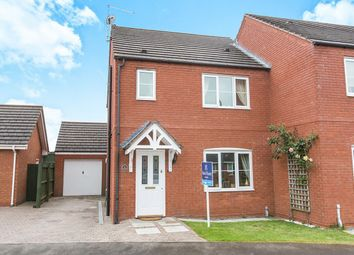 Thumbnail 3 bedroom semi-detached house for sale in Bronington Park, Bronington, Whitchurch