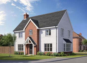 Thumbnail 3 bed detached house for sale in Walshes Road, Crowborough