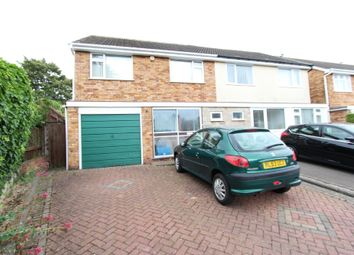 Thumbnail 3 bed semi-detached house for sale in Longlands Drive, Amington, Tamworth