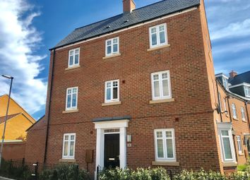 Thumbnail 4 bed end terrace house for sale in Horse Croft, Marston Moretaine, Bedford