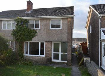 Thumbnail 3 bed semi-detached house for sale in Wellfield, Dunvant, Swansea