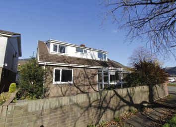 Thumbnail 4 bed detached bungalow for sale in Maes-Y-Parc, Cwmavon