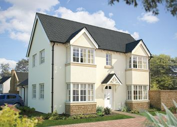 "Thumbnail 3 bed detached house for sale in ""The Sheringham"" at Fremington, Barnstaple, Devon, Fremington"