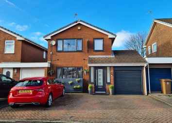 Thumbnail 3 bed link-detached house for sale in Shaftesbury Drive, Heywood