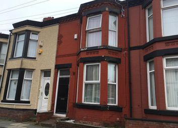 Thumbnail 3 bed terraced house for sale in Norton Street, Bootle, Liverpool