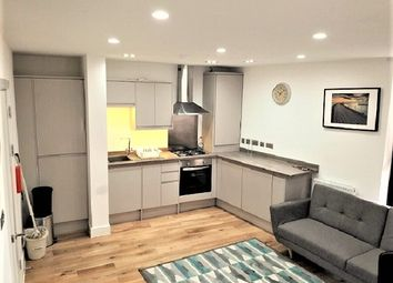 Thumbnail 1 bed flat to rent in Boyson Road, London