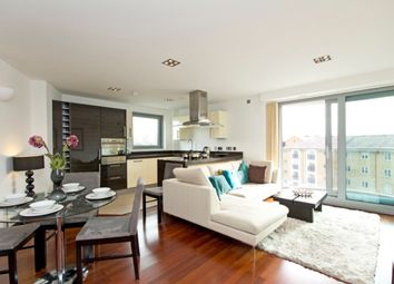 Thumbnail 2 bed flat for sale in Bridges Court, London