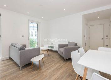 Thumbnail 1 bedroom flat to rent in Wandsworth Road, Nine Elms