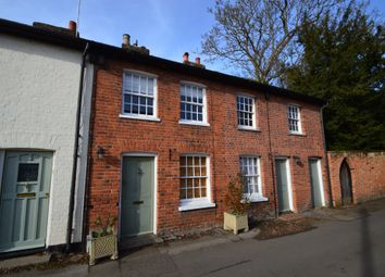 Thumbnail 4 bedroom end terrace house to rent in Castle Hedingham, Halstead, Essex