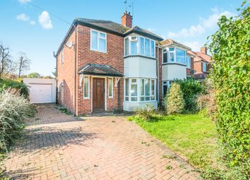 Thumbnail 3 bed semi-detached house to rent in Farm Road, Maidenhead