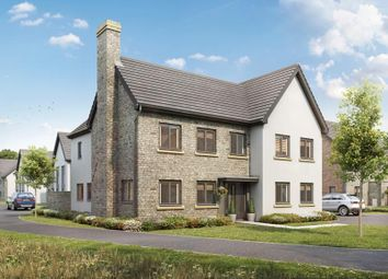 Thumbnail 5 bed detached house for sale in The Constable, Plot 138, Lakeview, Colwell Green, Witney, Oxon