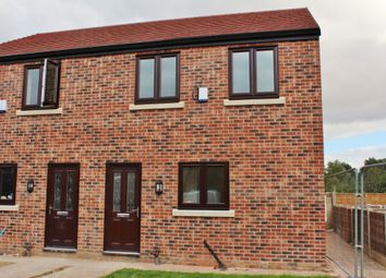 Thumbnail 3 bed semi-detached house for sale in Water Park View, Hemsworth