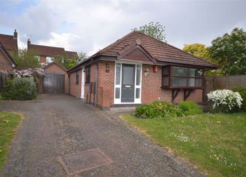 Thumbnail 2 bed detached bungalow to rent in Mercer Avenue, Aston Lodge Park, Stone