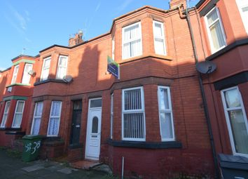 Thumbnail 2 bed terraced house to rent in Howson Street, Rock Ferry, Birkenhead