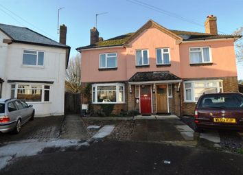 Thumbnail 3 bed property to rent in Wilton Road, Hitchin