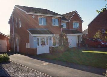 Thumbnail 3 bed detached house for sale in Ruston Drive, Barnsley