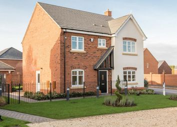 """4 bed detached house for sale in """"Foxley"""" at """"Foxley"""" At Waterloo Road, Bidford-On-Avon, Alcester B50"""