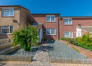 Thumbnail 2 bed end terrace house for sale in Foxhill, Telscombe Cliffs