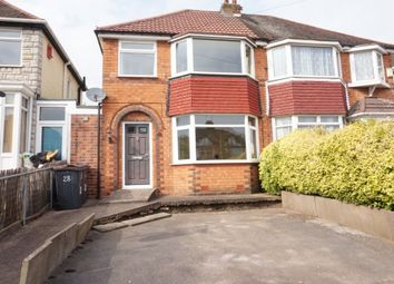 Thumbnail 3 bedroom semi-detached house for sale in Edgemond Avenue, Erdington, Birmingham