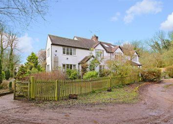 3 bed semi-detached house for sale in Watling Street, Radlett WD7