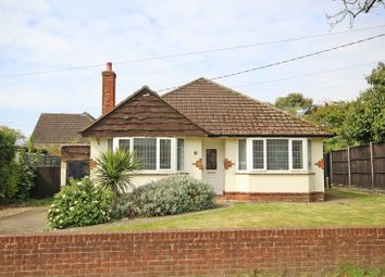 Thumbnail 2 bed detached bungalow for sale in Litchford Road, New Milton