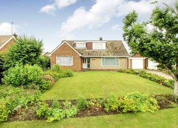 Thumbnail 4 bedroom detached bungalow for sale in Main Street, Kilnwick, Driffield