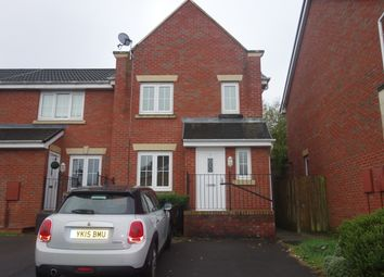 Thumbnail 3 bed semi-detached house to rent in Parc Gellifaelog, Tonypandy
