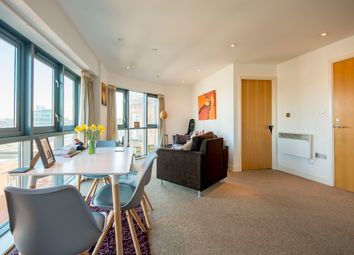 Thumbnail 2 bed flat for sale in The Habitat, Woolpack Lane, Lace Market, Nottingham