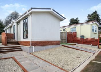 2 bed mobile/park home for sale in Rydon Park, Rydon Lane, Exeter EX2