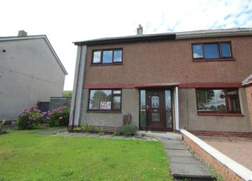 Thumbnail 2 bed semi-detached house for sale in Tower Terrace, Kirkcaldy