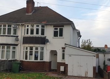 Thumbnail 3 bed property to rent in The Broadway, Dudley
