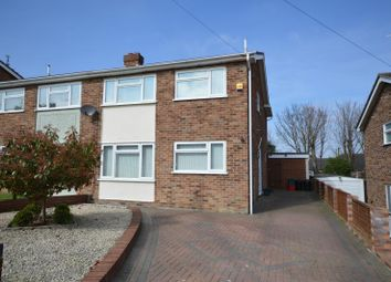 Thumbnail 4 bed semi-detached house for sale in The Vineway, Dovercourt, Essex