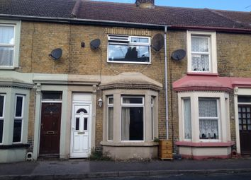 Thumbnail 1 bed terraced house to rent in Jefferson Road, Sheerness