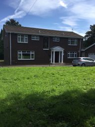 Thumbnail 4 bed detached house to rent in Clynewood House, Black Pill, Swansea