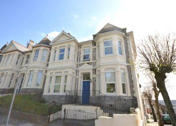 Thumbnail 2 bed flat to rent in Lipson Road, Plymouth