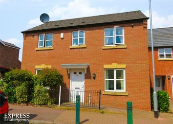 Thumbnail 3 bed detached house for sale in West Street, Warsop Vale, Mansfield, Nottinghamshire