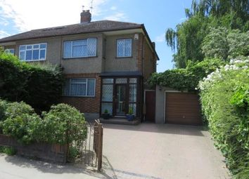 Thumbnail 3 bed semi-detached house for sale in Harold Wood, Romford, Essex