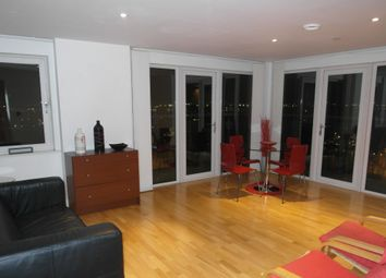 Thumbnail 2 bed flat to rent in Mast Quay, Woolwich Church Street