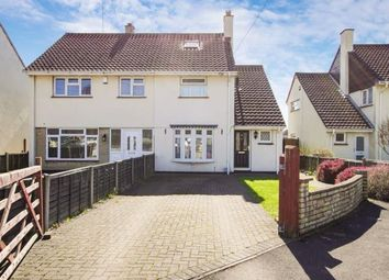 Thumbnail 2 bed semi-detached house for sale in Crown Gardens, Warmley, Bristol