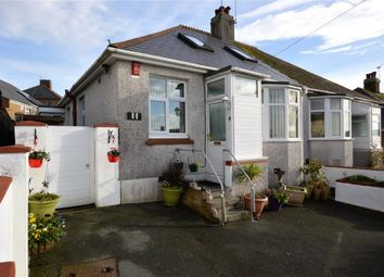 Thumbnail 4 bed semi-detached bungalow for sale in Seacroft Road, Plymouth, Devon