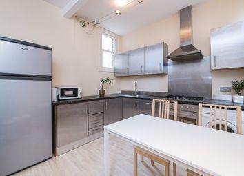 Thumbnail 4 bed flat to rent in Lanark Mansions, Pennard Road