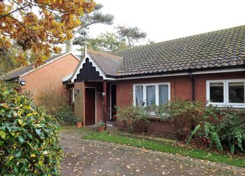 Thumbnail 2 bed terraced bungalow for sale in 4 Oaklands, Reydon, Nr Southwold