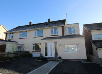 Thumbnail 5 bedroom semi-detached house for sale in Parsonage Road, Long Ashton, Bristol