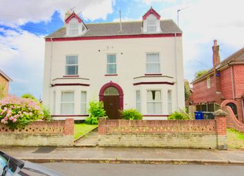 Thumbnail 1 bed flat to rent in Pakefield Street, Pakefield, Lowestoft
