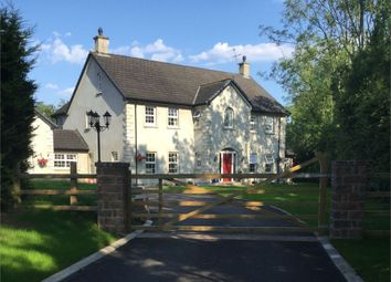 Thumbnail 5 bed detached house for sale in Lough Road, Ballinderry Upper, Lisburn, County Antrim