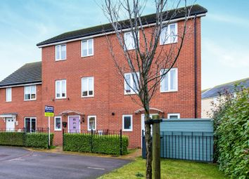 Thumbnail 3 bed town house for sale in Blenheim Close, Upper Cambourne, Cambridge