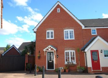 Thumbnail 3 bed end terrace house to rent in Warren Lingley Way, Tiptree, Colchester