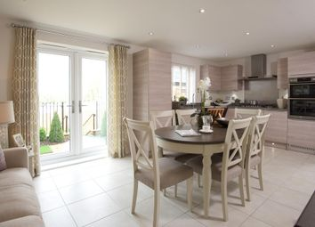 "Thumbnail 4 bed detached house for sale in ""Ingleby"" at Gibson Court, Worksop"