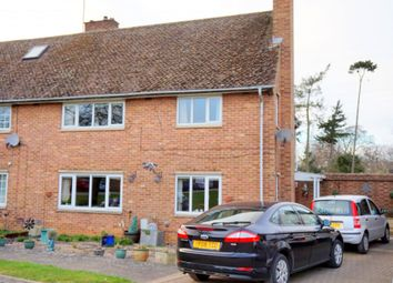 Thumbnail 4 bed semi-detached house for sale in Wootton Hall Park, Wootton, Northampton