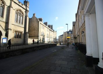 Thumbnail 1 bedroom flat to rent in Brunswick Place, Bath